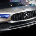 Mercedes A class sedan hoàn toàn mới ra mắt