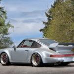 Siêu xe cổ Porsche 911 RSR suýt thành sắt vụn giá bán 1 triệu đô