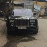 Rolls royce Phantom chục tỷ xuất hiện ở Yên Bái