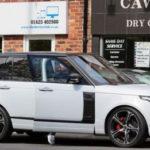 Rooney mua thêm Range Rover sang trọng