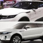 Range Rover Evoque hàng nhái bán chạy ở Trung Quốc