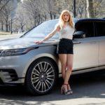 Xe sang Range Rover Velar được Ellie Goulding cầm lái