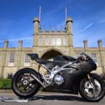 Siêu xe máy Norton V4 tăng công suất sản xuất