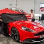 Siêu xe Aston Martin Vanquish S toàn màu đỏ cực khủng