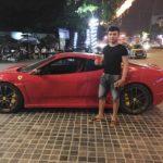 Đại gia Tuyên Quang mua siêu xe Ferrari F430 Scuderia