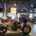 Dàn siêu xe mô tô độ đẹp ở tại triển lãm Handbuilt Motorcycle 2017