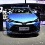 Xe bình dân giá rẻ Toyota Corolla 2017 trình làng