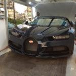 Đại gia Anh mua siêu xe Bugatti Chiron triệu đô