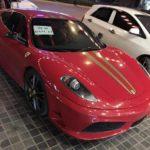 Siêu xe Ferrari F430 Scuderia tái xuất nẹt pô trên phố Tuyên Quang