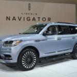 Xe cỡ lớn Lincoln Navigator 2018 ra mắt chính thức