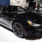 Siêu xe Maserati Ghibli bản Nerissimo đặc biệt