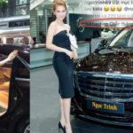 """Ngọc Trinh nữ """"đại gia"""" chơi siêu xe mới nổi của Showbiz Việt"""