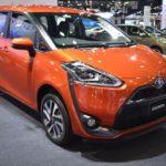Xe Toyota Sienta nhỏ gọn cho gia đình ra mắt
