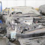 Tai nạn liên hoàn, xe ô tô bị cắt nửa thân