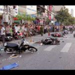 Những pha thoát chết may mắn trong tai nạn giao thông ở Việt Nam