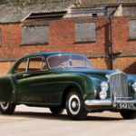 Xe siêu sang cổ Bentley Continental R-Type giá bán 1 triệu đô