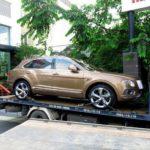 Xe siêu sang Bentley Bentayga giá chục tỷ đồng về Thái Nguyên