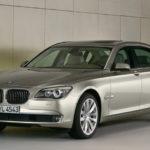 45.484 xe sang BMW 7 series bị triệu hồi vì lỗi bung cửa khi đi