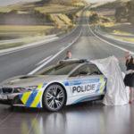 Siêu xe BMW i8 bản đặc biệt cho cảnh sát