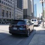 Mazda CX-8 xuất hiện ngoài đời thực khá giống Mazda CX5 phóng to