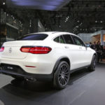 Tìm hiểu xe Mercedes GLC coupe giá 2,9 tỷ đồng về Việt Nam