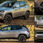 1.200 xe Jeep Compass 2017 phải triệu hồi vì dính lỗi nặng