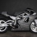 Siêu xe mô tô Kawasaki H2 độ hầm hố