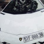 Siêu xe Lamborghini Aventador chính hãng độ nhẹ nhàng nhưng cực đẹp