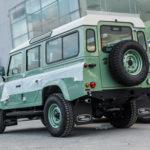 Hàng khủng Land Rover Defender cho đại gia thiết kế riêng