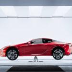 Ngắm xe sang Lexus LC 500 2018 lộ ảnh khá chi tiết