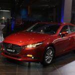 Xe sedan giá rẻ Mazda 3 2017 ra mắt Việt Nam với nhiều cải tiến