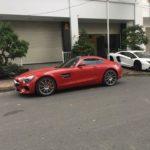 Cường đôla mua thêm siêu xe khủng Mercedes AMG GTS