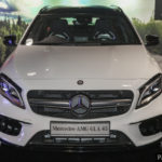 Siêu xe Mercedes GLA 45 AMG 4Matic 2018 đầu tiên về Đông Nam Á