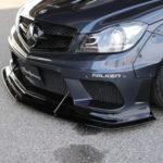 Mercedes C63 AMG cũ độ thêm nửa tỷ đồng thành siêu xe
