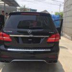 Xe sang Mercedes GLS 500 4Matic 2017 giá 8 tỷ về Thanh Hóa