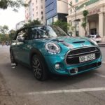 Mini Cooper S mui trần giá 1,5 tỷ đồng sang chảnh trên phố Hà Nội