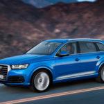 Những công nghệ mới cứng trên xe sang Audi 2018