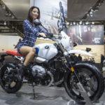Vẻ đẹp siêu xe mô tô BMW R nineT Urban G/S