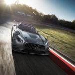 Siêu xe đua khủng Mercedes-AMG GT3 Edition 50 ra mắt