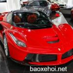 """Siêu xe Ferrari LaFerrari Aperta cũ """"thét giá"""" 170 tỷ đồng"""
