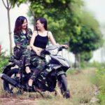 Dàn xe Yamaha Exciter độ cực đẹp của Sơn La Team