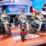Khai mạc triển lãm mô tô, xe máy Việt Nam ngày 4/5/2017
