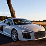 Siêu xe Audi R8 V10 nẹt pô cực chất