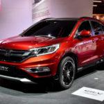 Xe Honda CR-V 2017 giá bán chính thức từ 700 triệu đồng