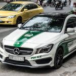 3 xe độ kiểu siêu xe cảnh sát Dubai ở Việt Nam gây chú ý cộng đồng mạng