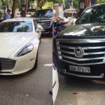Siêu xe Aston Martin ở Ninh Bình bị tạm giữ vì dùng biển giả ?