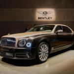 Xe siêu sang Bentley Mulsanne EWB 2017 về Hưng Yên chơi