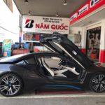 Đại gia Bình Dương mua siêu xe BMW i8 giá 4 tỷ đồng