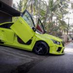 Chevrolet Cruze độ phong cách như siêu xe Lamborghini
