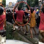 Khởi tố vụ án, tạm giữ 2 thanh niên đánh người nước ngoài trên phố